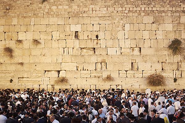 Sunday May 26: Jerusalem