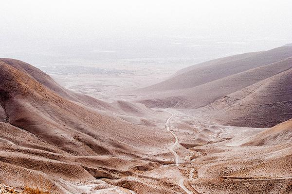 Thursday May 23: Jordan Valley