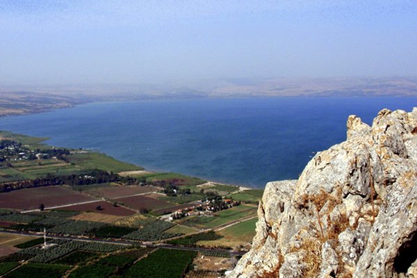 Monday May 20: Northern Galilee